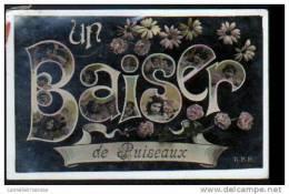 45 - UN BAISER DE PUISEAUX - Puiseaux