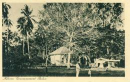 Kanone  Gouvernement Palace  Cpa - Tanzania