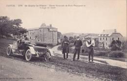 15 - SAINT-MARY-LE-PLAIN - Route Nationale De Paris-Perpignan Et Village Du Luser - Automobile - Other Municipalities