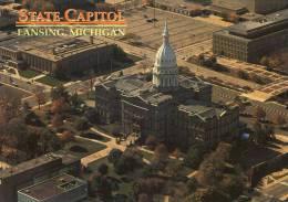 CPM: LANSING  (états-unis):  State Capitol.     (7508) - Lansing