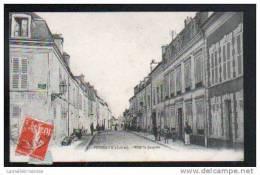 45 - PUISEAUX - RUE St JACQUES - Puiseaux