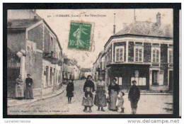 45 - PUISEAUX - RUE SAINT JACQUES - Puiseaux