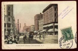 Cpa Etats Unis USA Rochester East Main Street    RAM22 - Rochester