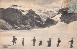CPA DOME DE CHASSEFORET - Unclassified