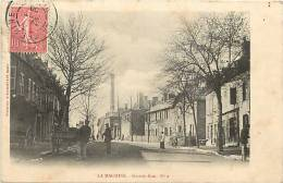 Nievre - Ref 353- La Machine - Grande Rue  - Carte Bon Etat  - - La Machine