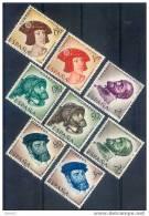 ES1224-L1842TAES.Spain .Rey  CARLOS I. De España Y V De Alemania (por TIZIANO)1958.(Ed 1224/1**),sin Charnela. LUJO - Escultura