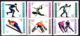 Bulgarien 1964 - 1426-31 ** / Michel 2008 - Bulgarien