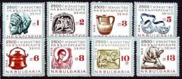 Bulgarien 1964 - 1432-39 ** / Michel 2008 - Bulgarien