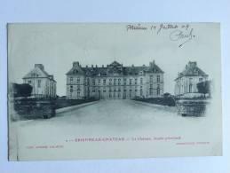 BRIENNE LE CHATEAU - Le Chateau, Façade Principale. - Autres Communes