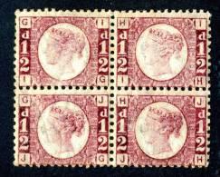 1870 GB  Sc58 Cat.$420.+ / SG#48 Cat.GBP 400.+  Mnh**- (179 ) - 1840-1901 (Viktoria)