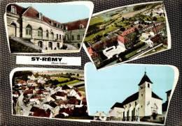 CPSM   SAINT REMY    Multivues - Otros Municipios