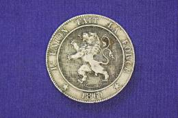 Belgium - 5 Centimes - Leopold I - 1861 - 03. 5 Centimes