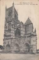 Dép. 77 - MEAUX. - Cathédrale. B. F. Paris N° 34 - Meaux