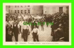 ECHTERNACH, LUXEMBOURG -  PROCESSION DANSANTE, GROUPE DE DANSEURS LA PROVINCE - SÉRIE 9, No 110 - E. A. SCHAACK - NELS - - Echternach