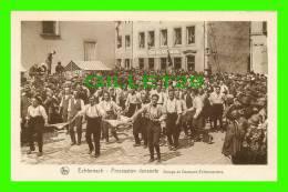 ECHTERNACH, LUXEMBOURG - PROCESSION DANSANTE, GROUPE DE DANSEURS - SÉRIE 9, No 106 - E. A. SCHAACK - NELS - - Echternach