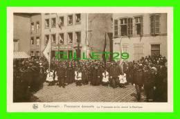ECHTERNACH, LUXEMBOURG - PROCESSION DANSANTE, LA PROCESSION - SÉRIE 9, No 104 - E. A. SCHAACK - NELS - - Echternach