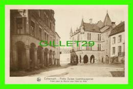 ECHTERNACH, LUXEMBOURG - PETITE PLACE  MARCHÉ - SÉRIE 9, No 15 - E. A. SCHAACK - NELS - PETITE SUISSE LUXEMBOURGEOISE - - Echternach