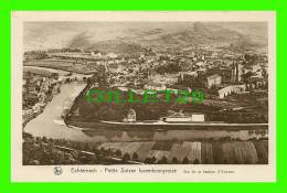 ECHTERNACH, LUXEMBOURG - VUE HAUTEUR ERNZEN - SÉRIE 9, No 8 - E. A. SCHAACK - NELS - PETITE SUISSE LUXEMBOURGEOISE - - Echternach