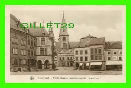 ECHTERNACH, LUXEMBOURG - GRAND'PLACE - SÉRIE 9, No 7 - E. A. SCHAACK - NELS - PETITE SUISSE LUXEMBOURGEOISE - - Echternach