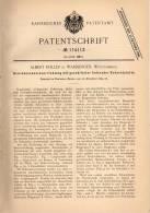 Original Patentschrift - A. Roller In Waiblingen , Württ., 1899 , Gewindeschneider , Kluppe !!! - Werkzeuge