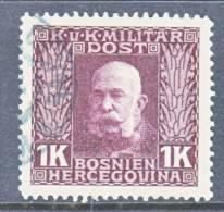 Bosnia And Herzegovina  81  (o) - Bosnia And Herzegovina