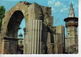 DAMASCO  SIRIA STRIGHT STREET AND ROMAN ARCH   OHL - Syrië