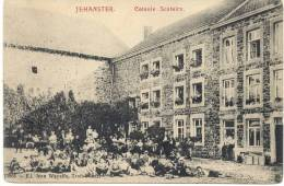 JEHANSTER  (4910) Colonie Scolaire - Theux