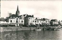 85  SAINT GILLES Sur VIE -   Le Quai     ( HOTEL Des VOYAGEURS ) - Saint Gilles Croix De Vie