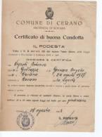 ^ CERANO NOVARA VIGNATI DOCUMENTO V - Documentos Históricos