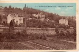 42. Saint Just. Environs De Plaisance - Saint Just Saint Rambert