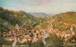 LUXEMBOURG - Faubourg De PFAFFENTHAL - Carte Colorisée - Oilette - 2 Scans - Luxemburg - Stad