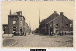 15827g LA BOUVERIE - Quartier De L'Attaque Et La Rue De Jemappes - Frameries
