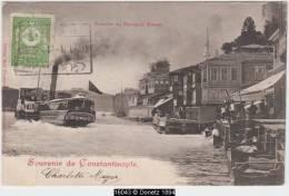 16043g CONSTANTINOPLE - Roumeli Hissar - 1901 - Turkije