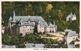 CLERVAUX - Le Château Colorisé - Edition Marcel Gehlen - 2 Scans - Clervaux