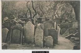 16086g PRAGUE Série 11 Cartes - JEWISH CEMETERY - JUDAÏCA - Judaisme
