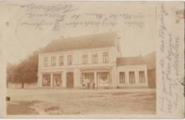 AK PHOTO OSTERHOLZ SCHAMBECK 1909 - Osterholz-Schambeck