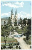 ECHTERNACH - Petite Suisse - La BASILIQUE - Carte Colorisée - Edition W. Capus - 2 Scans - Echternach