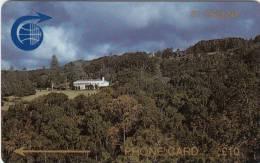 ST.HELENA ISL.(GPT) - Plantation House, First Issue 10 Pounds, Tirage 3600, CN : 1CSHD, Used - Sainte-Hélène