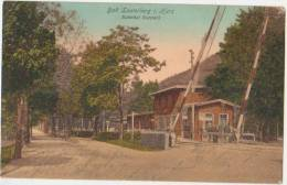 AK BAD LAUTERBERG Harz Bahnhof Kurpark 1910 - Bad Lauterberg