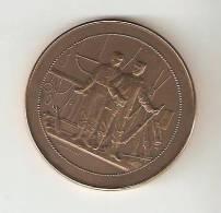 Médaille Bronze Dinan 1925  Par A Bertrand - France