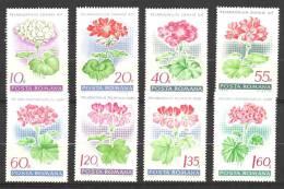 Du N° 2389 Au N° 2396 De Roumanie  - X X - ( E 205 ) - Végétaux