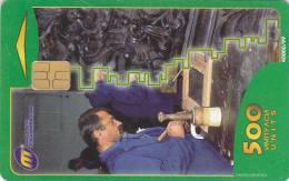 Macedonia, MK-24a , 500 Units,  Coining, 2 Scans - Macedonië