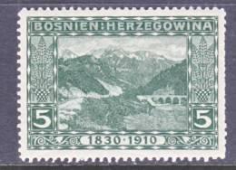 Bosnia And Herzegovina  49   * - Bosnia And Herzegovina