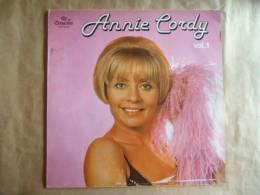 ANNIE CORDY VOL. 1  VINYLE  33T  VERSAILLES 34116 - Autres - Musique Française