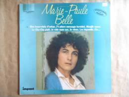 MARIE PAULE BELLE // VINYLE 33T  - IMPACT 66886 517 - Autres - Musique Française