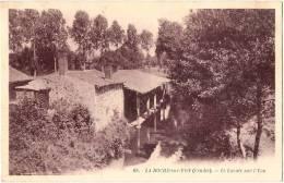 La Roche Sur Yon Le Lavoir Sur L'yon -  écrite 1937 TTB - La Roche Sur Yon