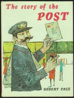 """""""The Story Of The Post""""  By  Robert Page.  (year 9?) - History"""