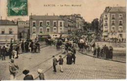 NANTES LE PONT MORAND LOIRE ATLANTIQUE - Nantes