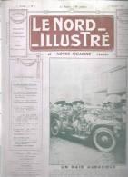 Du 1er Janvier 1913 - 99 Ans D´âge - Automobile - PNEUS L'R SOLID - PARIS-LILLE - - Non Classés