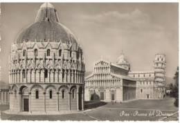 PISA - PIAZZA DEL DUOMO VG - Pisa